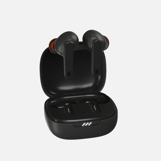 Live Pro+ TWS - Black - True Wireless In-Ear NC Headphones - Detailshot 15