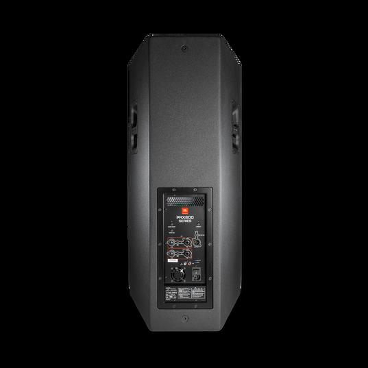 """JBL PRX835 - Black - 15"""" Three-Way Full-Range Main System with Wi-Fi - Back"""