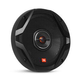 "GX628 - Black - 6-1/2"" Coaxial Car Audio Loudspeaker - Hero"