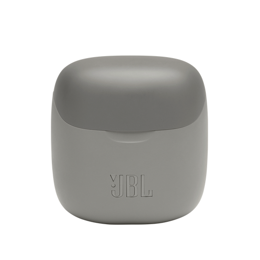 JBL Tune 220TWS - Grey - True wireless earbuds - Detailshot 3