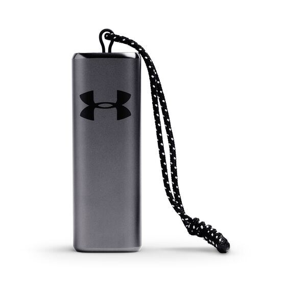 Under Armour® True Wireless Flash – Engineered by JBL® - Black - Truely wireless sport headphones for your every run, with JBL technology and sound. - Detailshot 2