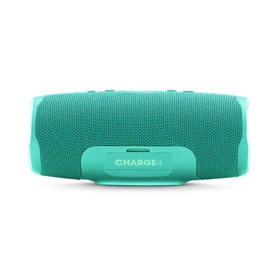 JBL Charge 4 - Teal - Portable Bluetooth speaker - Back