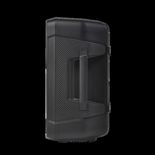 "JBL IRX108BT - Black - Powered 8"" Portable Speaker with Bluetooth® - Left"