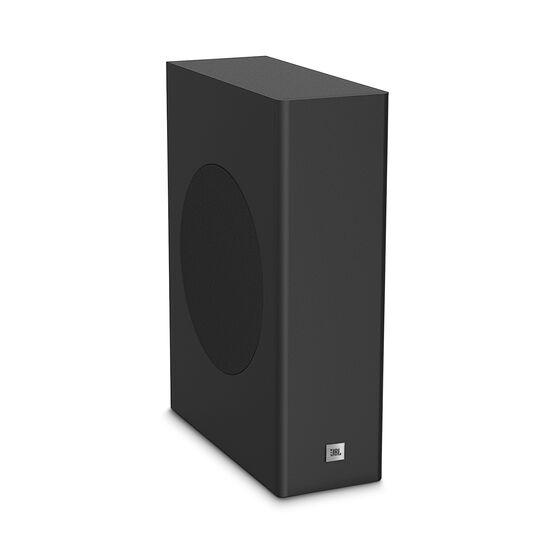 Cinema SB150 - Black - Home cinema 2.1 soundbar with compact wireless subwoofer - Detailshot 3