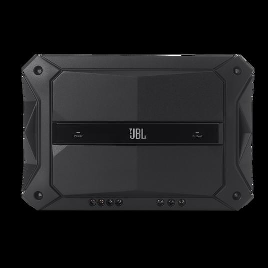 GTR-601 - Black - High Performance Mono Car Audio Subwoofer Amplifier - Front