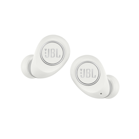 JBL Free X - White - True wireless in-ear headphones - Detailshot 2