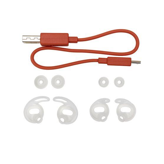 JBL REFLECT FLOW - Green - True wireless sport headphones. - Detailshot 2