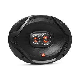 "GX9638 - Black - 6"" x 9"" Three-Way Car Audio Loudspeaker - Hero"