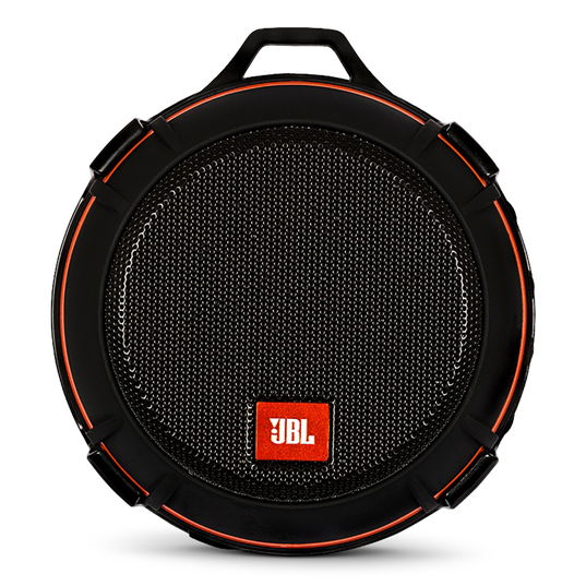 JBL Wind - Black - 2 in 1 - On the road and on the go speaker - Front