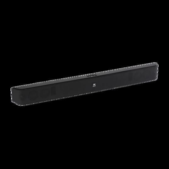 JBL Pro SoundBar PSB-1 - Black - 2.0 Channel Commercial-Grade Soundbar - Hero