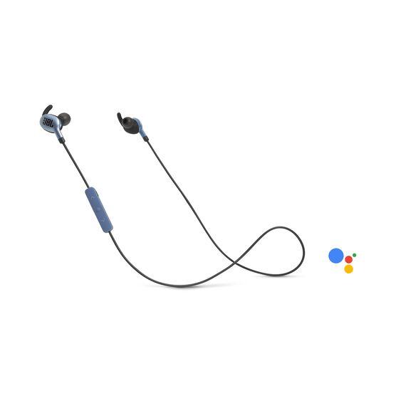 EVEREST 110GA - Blue - Wireless in-ear headphones - Hero