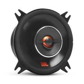 "GX428 - Black - 4"" Coaxial Car Audio Loudspeaker - Hero"
