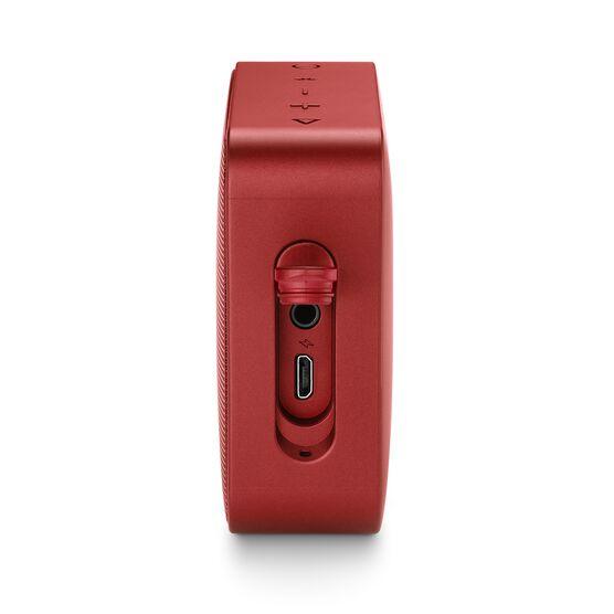 JBL GO 2 - Ruby Red - Portable Bluetooth speaker - Detailshot 4