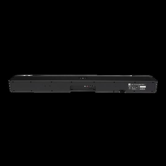 JBL Pro SoundBar PSB-1 - Black - 2.0 Channel Commercial-Grade Soundbar - Back