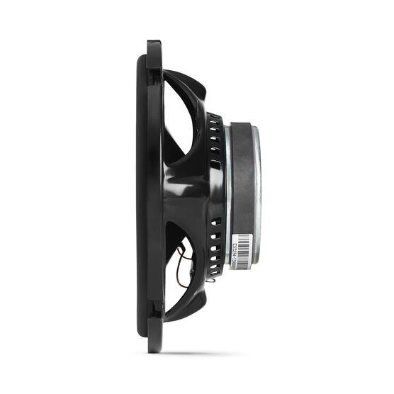 """Stage3 607C - Black - 6-1/2"""" (165mm)  2-Way component system  car speaker - Detailshot 1"""