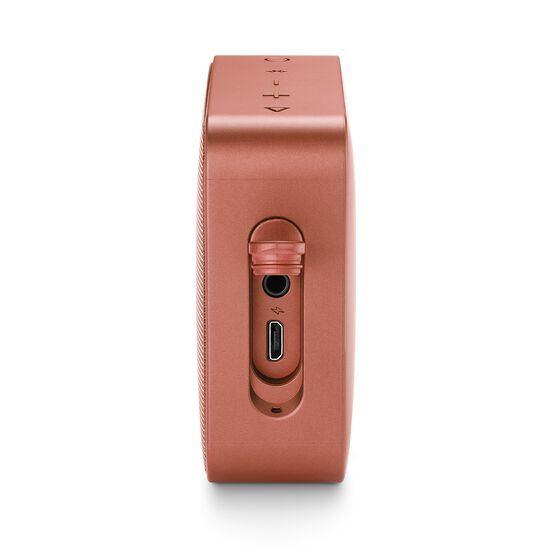 JBL GO 2 - Sunkissed Cinnamon - Portable Bluetooth speaker - Detailshot 4