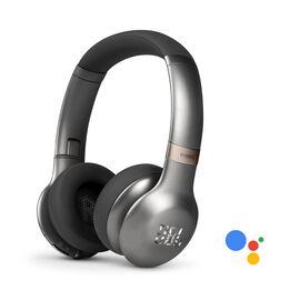 EVEREST™ 310GA - Gun Metal - Wireless on-ear headphones - Hero