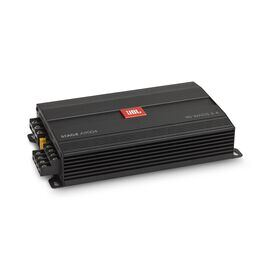 JBL Stage Amplifier A9004 - Black - Class D Car Audio Amplifier - Hero