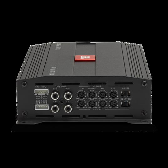 JBL Stage Amplifier A9004 - Black - Class D Car Audio Amplifier - Detailshot 2