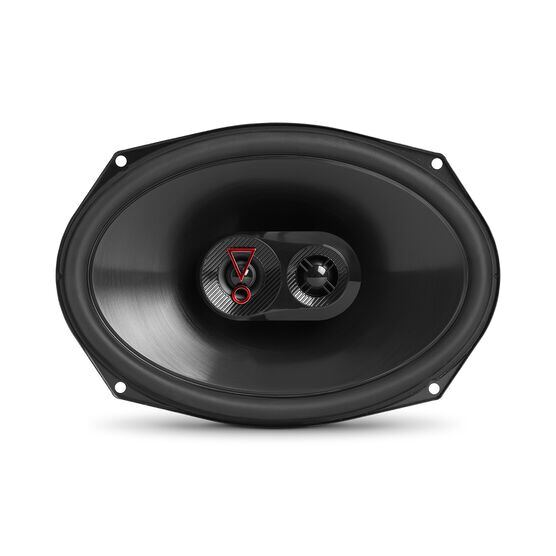 "Stage3 9637 - Black - 6"" x9""(152mmx230mm)  3-Way  car speaker - Front"