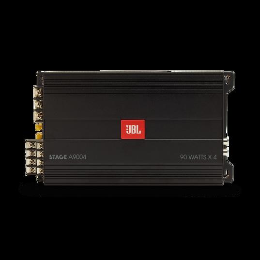 JBL Stage Amplifier A9004 - Black - Class D Car Audio Amplifier - Front