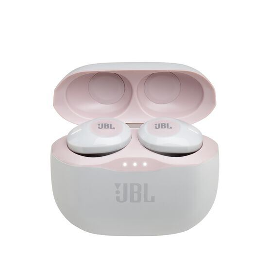 JBL TUNE 120TWS - Pink - Truly wireless in-ear headphones. - Detailshot 2