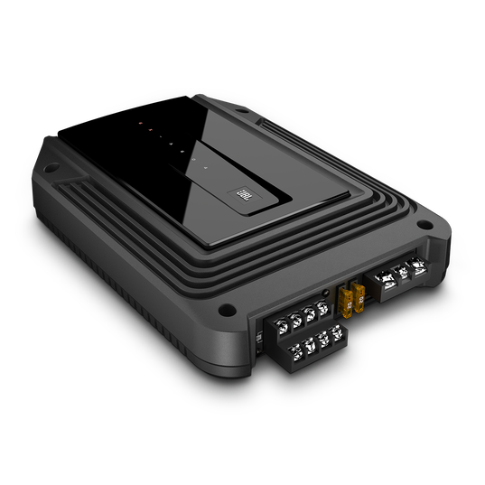 JBL GX-A604 - Black - Hero