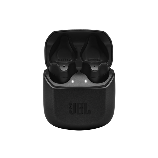 JBL Club Pro+ TWS - Black - True Wireless In-Ear NC Headphones - Detailshot 3