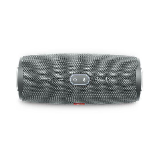 JBL Charge 4 - Grey - Portable Bluetooth speaker - Detailshot 1