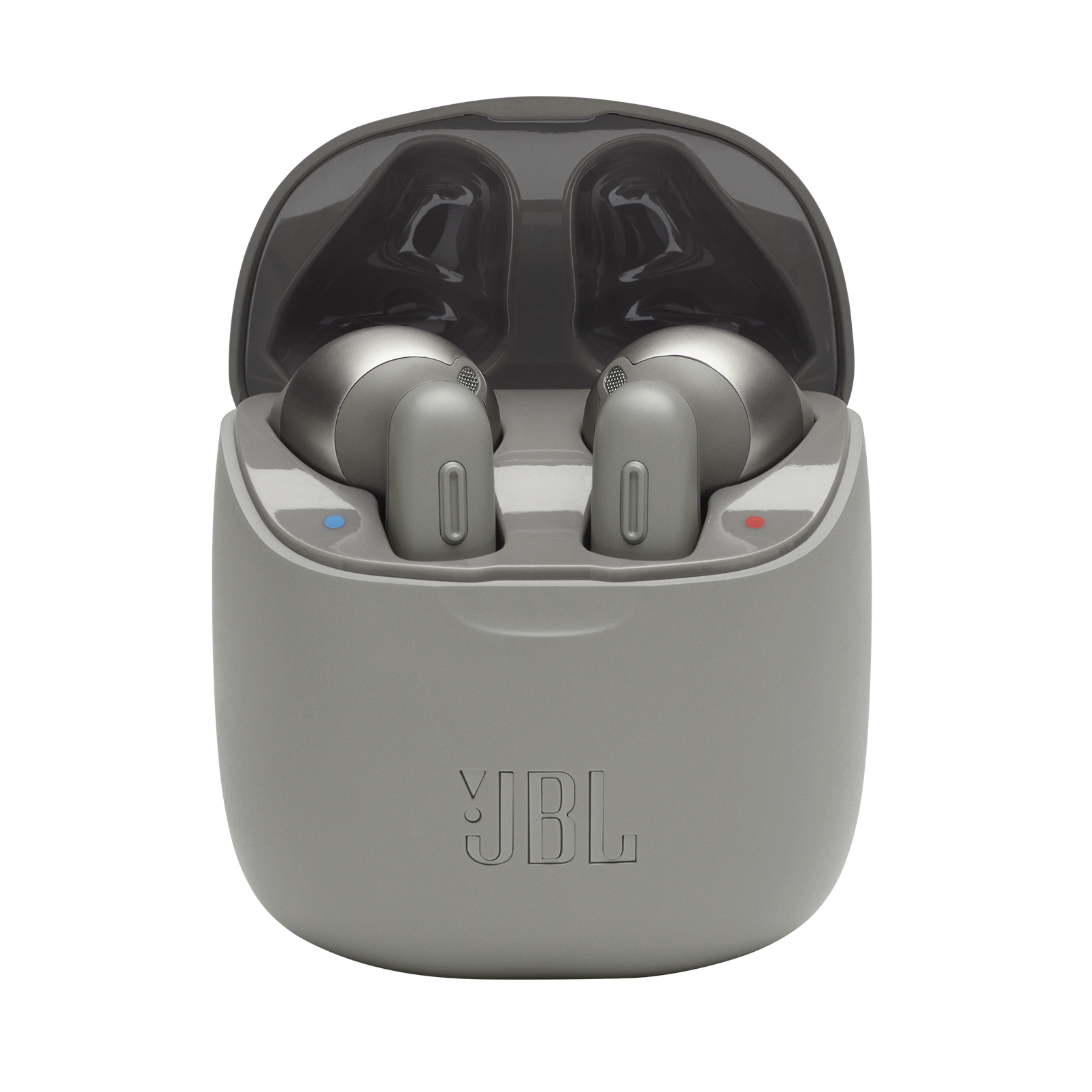 JBL Tune 220TWS - Grey - True wireless earbuds - Hero