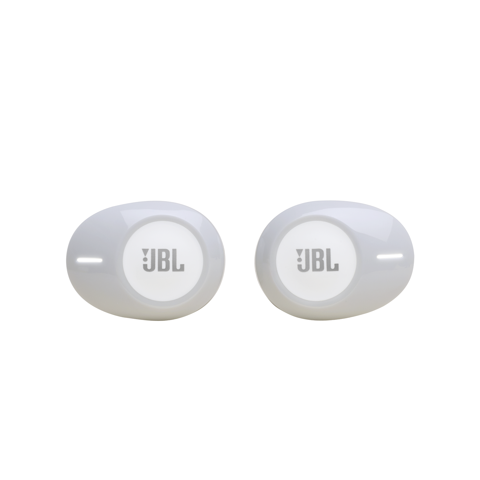 JBL TUNE 120TWS - White - Truly wireless in-ear headphones. - Front