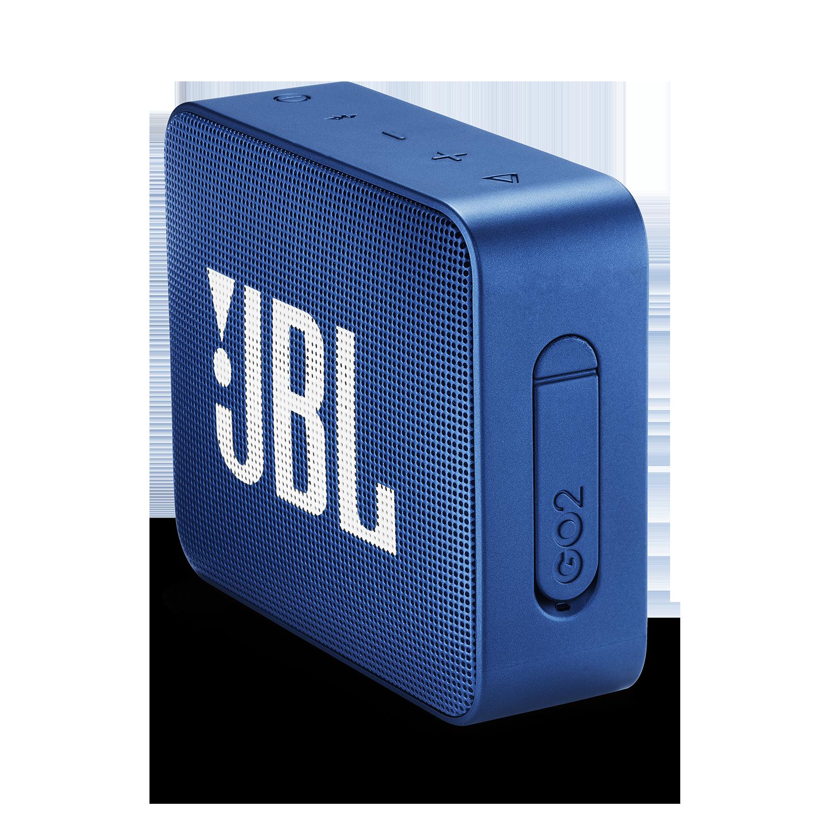 JBL GO 2 - Deep Sea Blue - Portable Bluetooth speaker - Detailshot 2