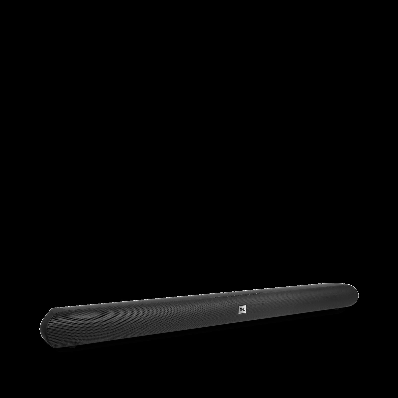 Cinema SB150 - Black - Home cinema 2.1 soundbar with compact wireless subwoofer - Detailshot 1