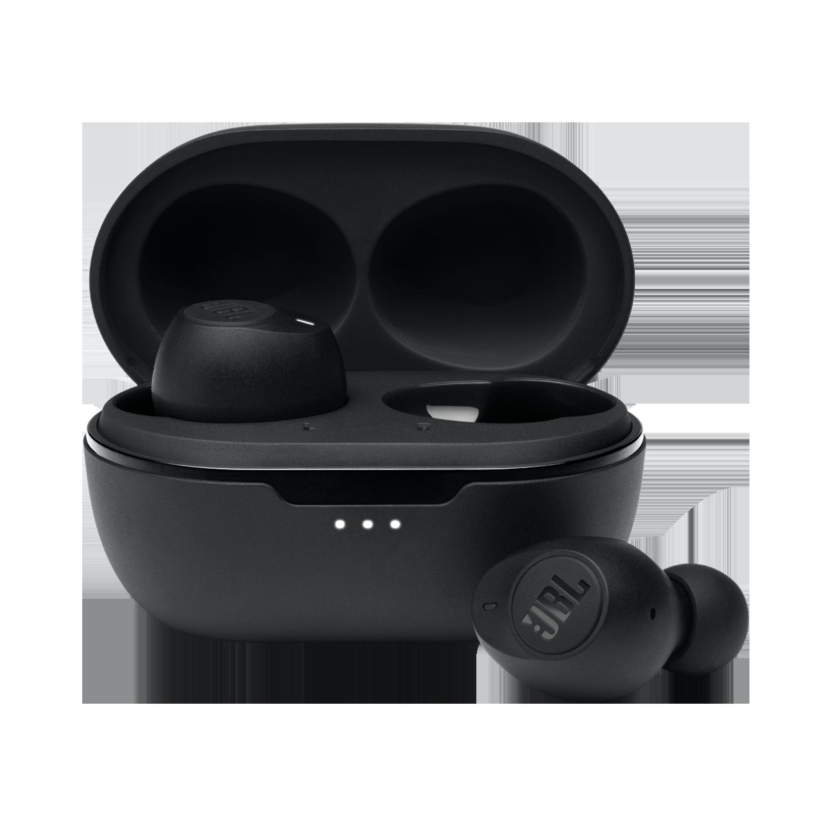 JBL Tune 115TWS - Black - True wireless earbuds - Hero