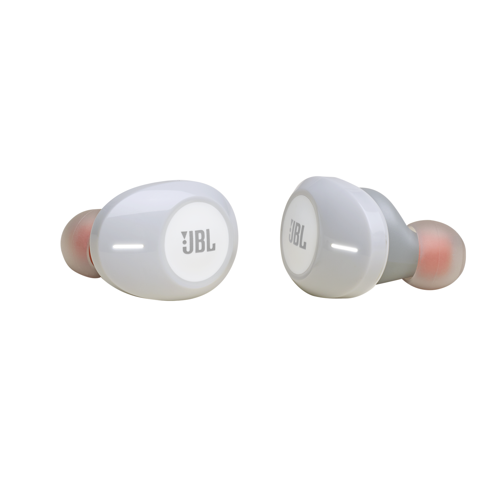 JBL TUNE 120TWS - White - Truly wireless in-ear headphones. - Hero