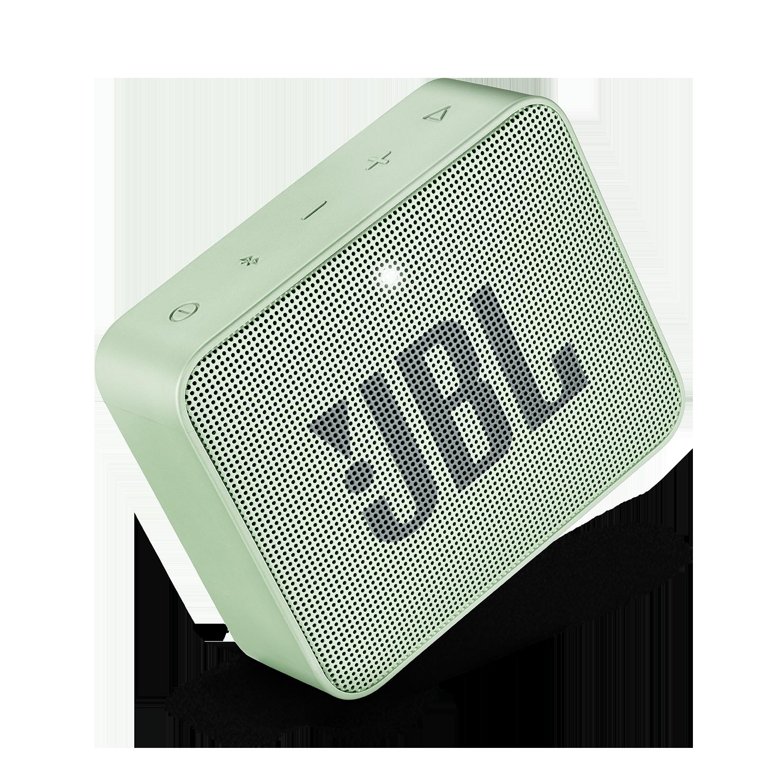 JBL GO 2 - Seafoam Mint - Portable Bluetooth speaker - Detailshot 1
