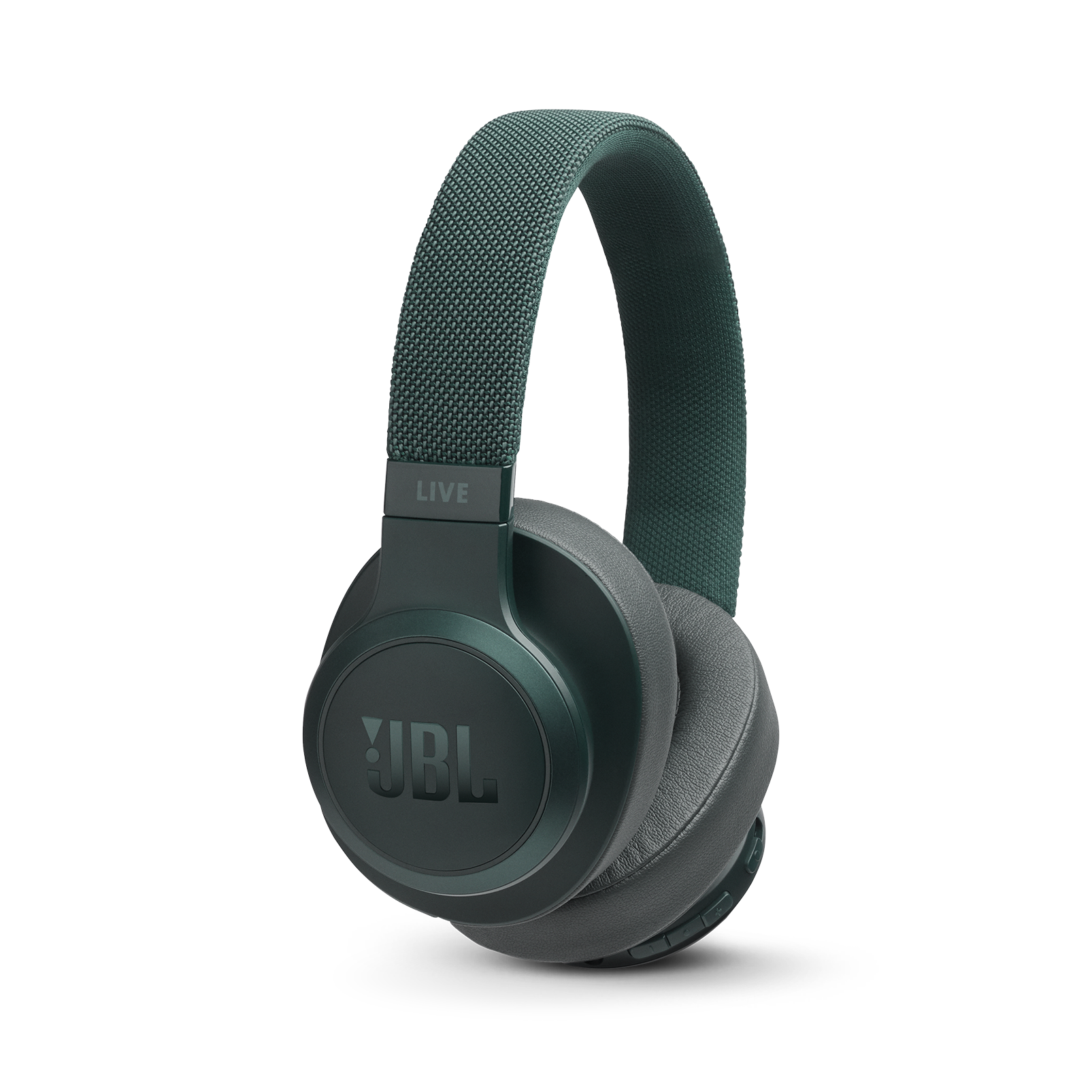 JBL LIVE 500BT - Green - Your Sound, Unplugged - Hero